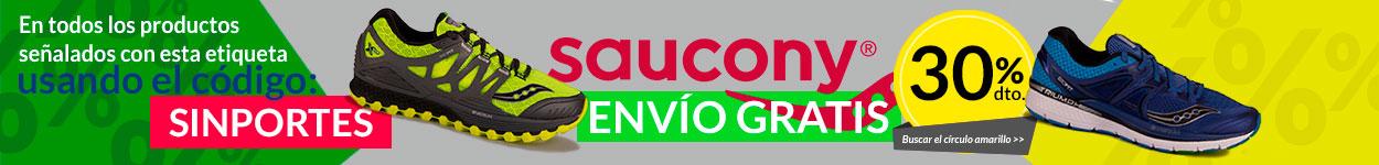 Tienda online Saucony. Zapatillas baratas Saucony