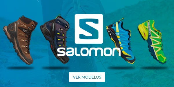 Botas y zapatillas Salomon exclusivas para ti